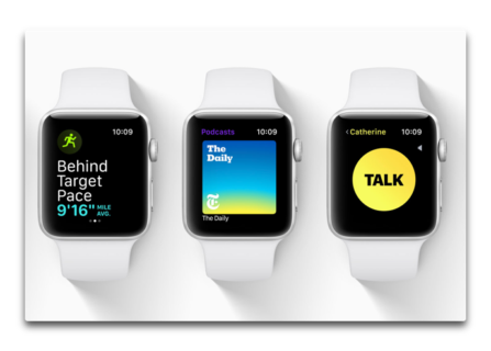 Apple、「watchOS 5.3 beta  3 (16U5545c)」を開発者にリリース