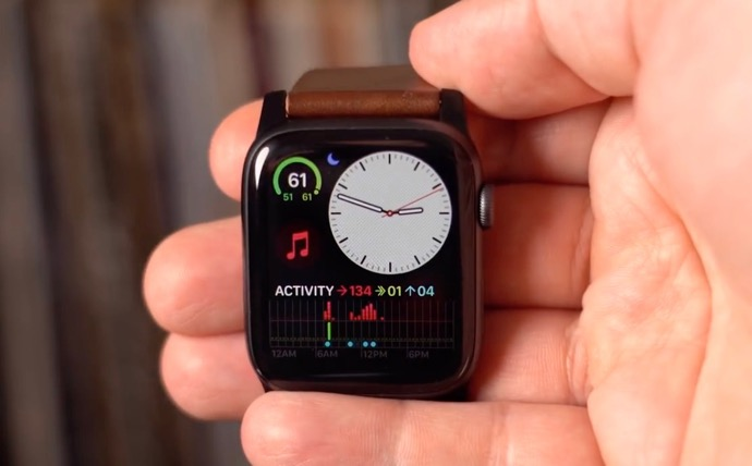 WatchOS 6 Face 00003 z