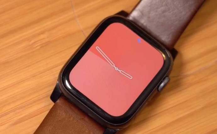 WatchOS 6 Face 00005 z