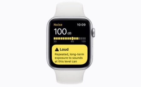 watchOS 6の「ノイズ」アプリは驚くほど正確