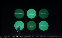 watchOS 6はiPhoneを使ってパスワードを入力するオプションがある