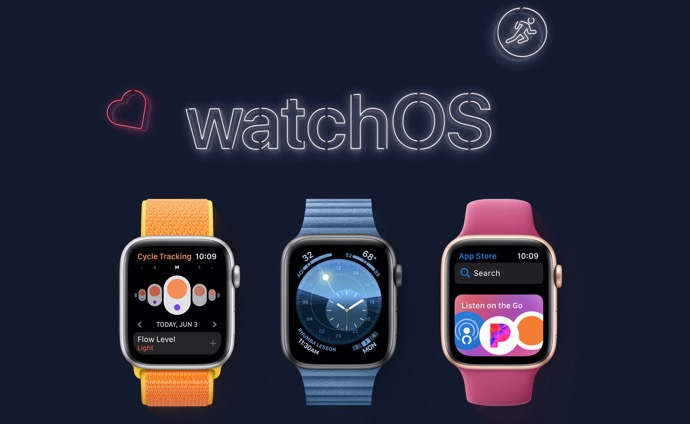 Appleが基調講演で話していないwatchOS 6の機能詳細