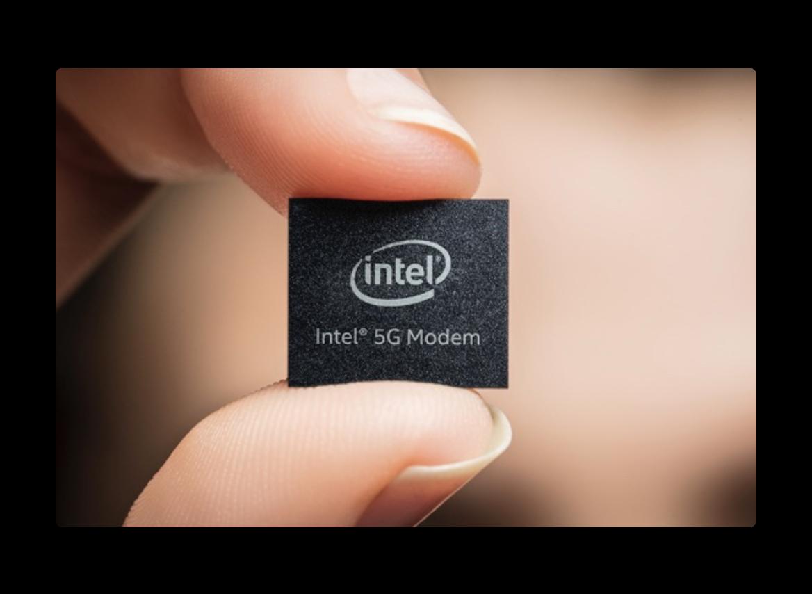 Apple、Intelのスマートフォンモデム事業を10億ドルで買収協議