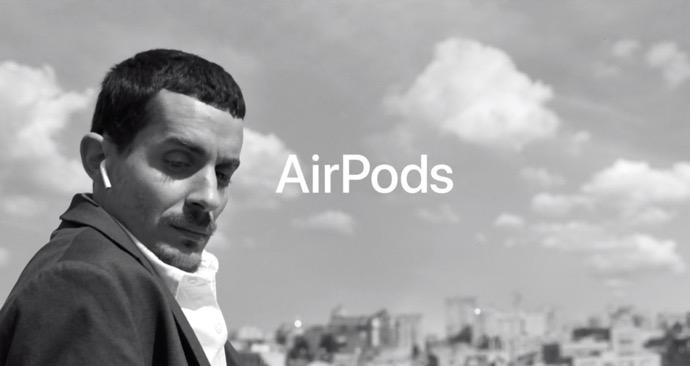 Apple Japan、「AirPods ― Bounce」と題する新しいCFを公開