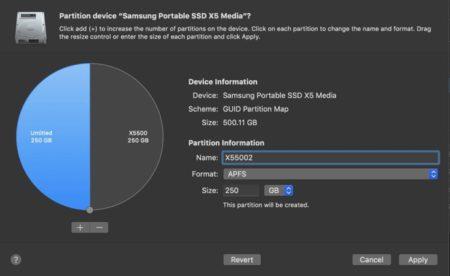 1つの外付けSSDでデュアルブート可能なmacOSバージョンを作る方法