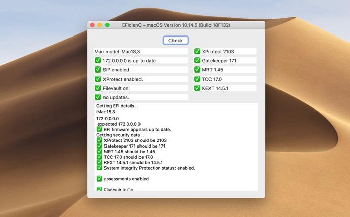 【Mac】「サイレント」セキュリティ更新プログラムをインストールする方法