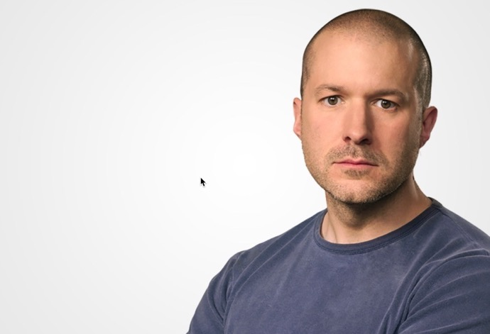 Jony Ive、Appleの退社に向けて「Lovefrom Jony」ブランドを商標登録