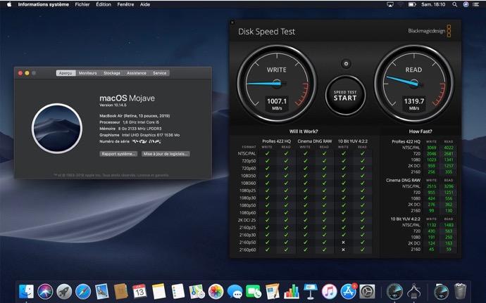 MacBook Air 2019 SSD 00001 z