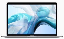 MacBook Air 2019は2018年モデルより遅いSSDを搭載