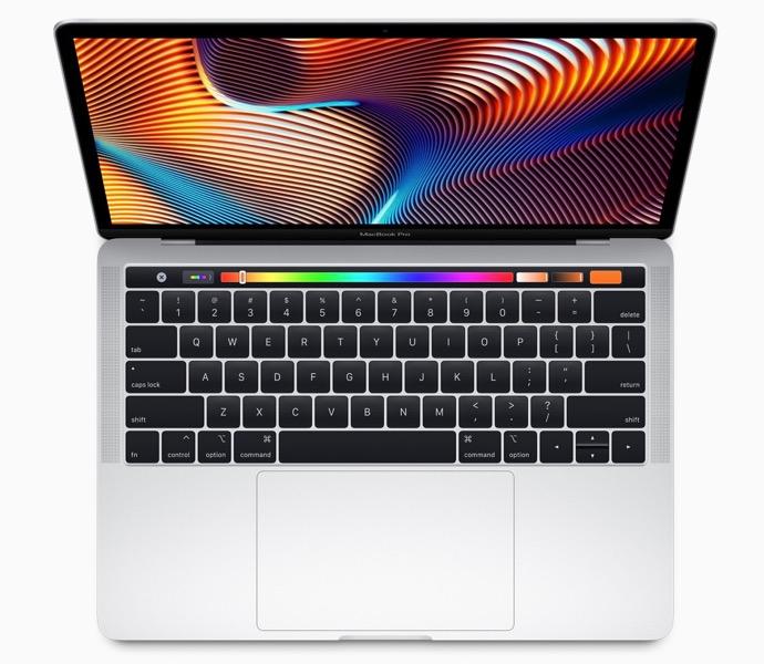 MacBook Pro 2019 z