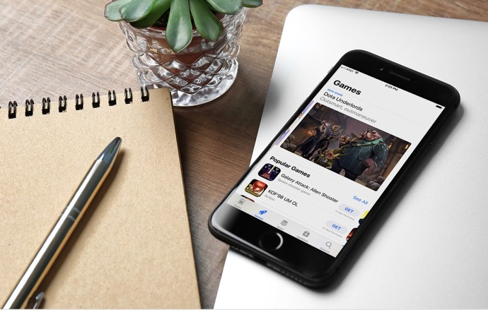 Apple、2019年上半期におけるApp Storeは全世界で255億ドルの売上で前年同期比13.2%増