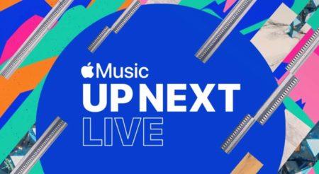 Apple Music、7月9日よりUp Next Liveを世界の7都市で開催