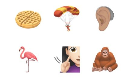 Apple、世界絵文字デーを祝って今秋のソフトウェアアップデートで利用できる59種類の一部を紹介