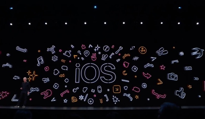 「iOS 13 Developer beta 4」の新機能