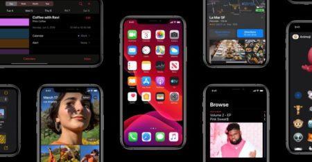 Apple、「iOS 13 Developer beta  3 (17A5522g) 改訂版」を開発者にリリース