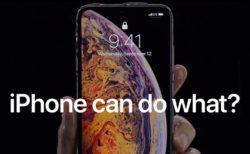 Apple、「iPhone can do What?」と題してiPhoneの新機能を紹介するWebページを公開