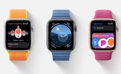 Apple、「watchOS 6 beta  3 (17R5521e)」を開発者にリリース