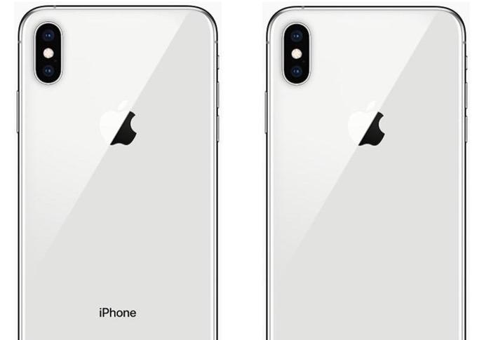 2019 iPhone Back Logo 00001 z