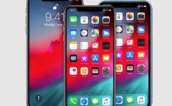 2019年のiPhoneには背面に「IPhone」のロゴがなく、新色としてダークグリーンの可能性が