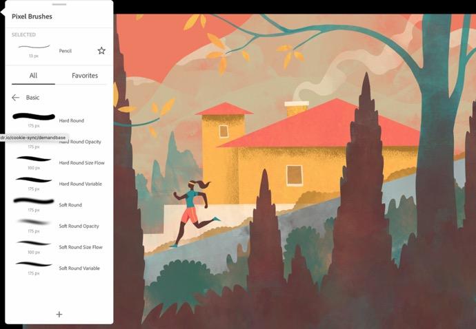 Adobe Fresco 00002 z