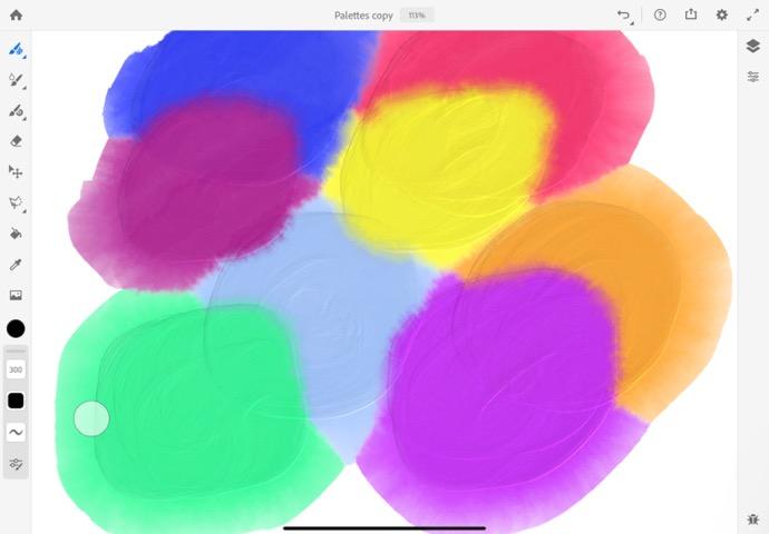 Adobe Fresco 00004 z