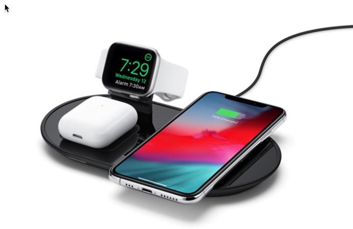 Apple、新しい2種類のMophieマルチデバイスワイヤレス充電器の発売を開始か