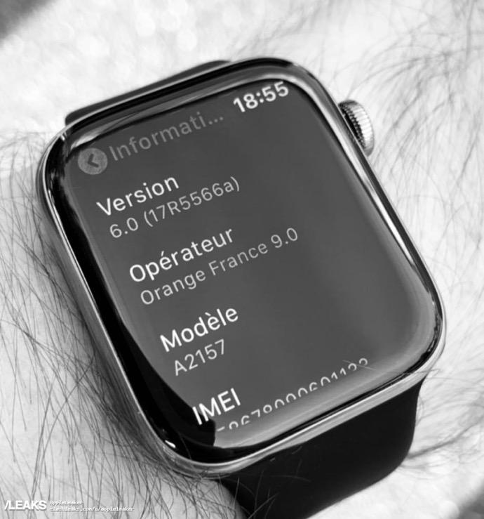 Apple Watch Series 5 Leak 00002 z