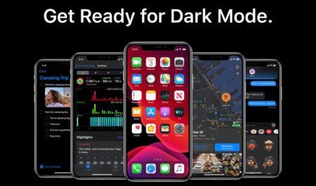 Appleは開発者にダークモードの準備をするように伝えています