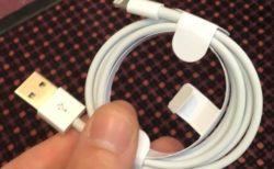 合法的に見えるLightning Cableはコンピューターをハイジャックする