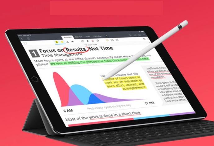 【iOS】「PDF Expert 7」ではPro機能がサブスクリプションでの提供に変更される