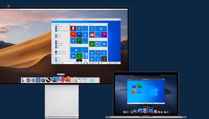 【Mac】Parallels、30 以上の新機能を搭載した「Parallels Desktop 15 」をリリース
