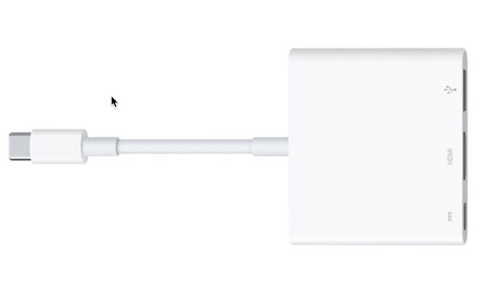 Apple、USB-C Digital AV Multiportアダプタをアップデート