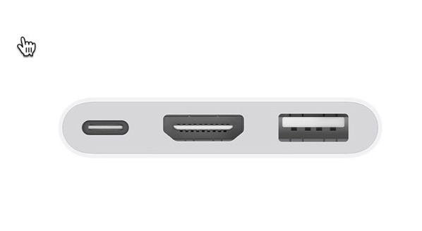 USB C Digital AV Multiport 00002 z