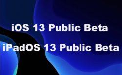 Apple、Betaソフトウェアプログラムのメンバに「iOS 13.1 Public Beta 1」「iPadOS 13.1 Public Beta 1」をリリース