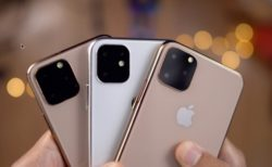 iPhone 2019の3つのモデルすべてについて9月に同時リリースが予測される