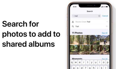 Apple Support、「共有アルバムに追加する写真を検索する方法」のハウツービデオを公開