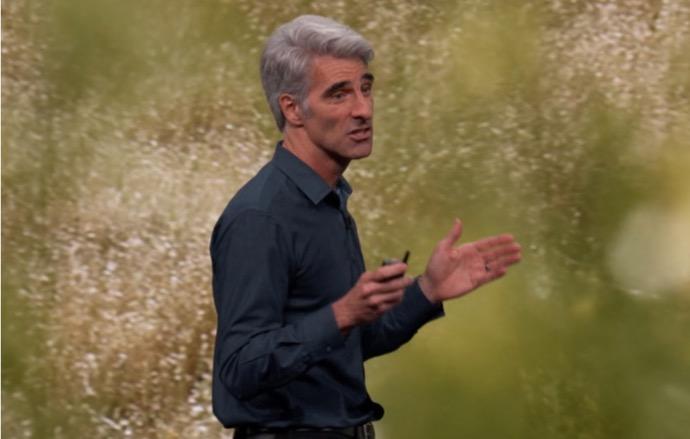 AppleのCraig Federighi氏、iOS 13.1での歌詞ビジュアライザーとメッセージアプリについて答える