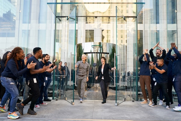 Apple、米国消費者満足度指数(ACSI)のパーソナルPCで2年連続のトップの座を獲得