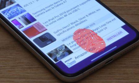 Apple、ディスプレイ内蔵型Touch IDを2020年に向けて取り組んでいる