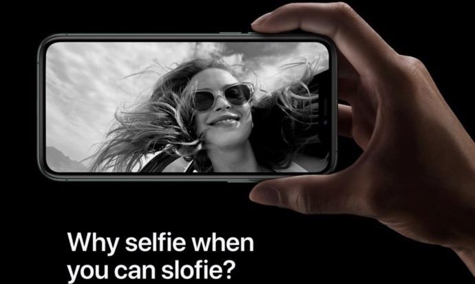 Apple、スローモーションとセルフィーを組み合わせた「Slofie」の商標出願を提出か?