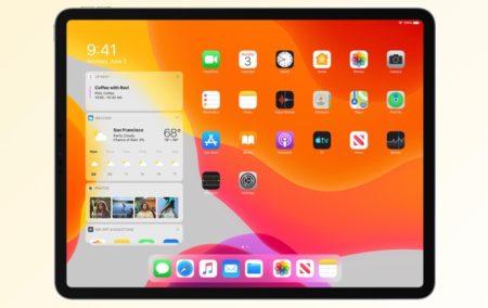 Apple、「iPadOS 13.1 Developer beta  4 (17A5844a)」を開発者にリリース