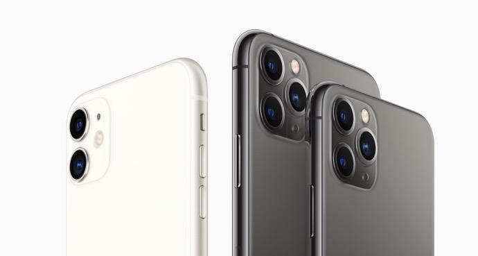 iPhone 11およびiPhone 11 ProはIntelのLTEモデムを搭載