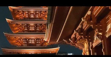 iPhone 11 Proで東京の旅を撮影したビデオが公開