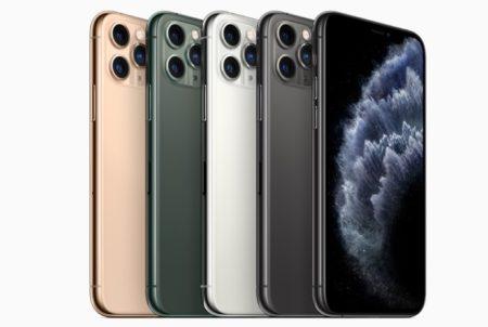 iPhone 11、iPhone 11 Pro、および iPhone 11 Pro Max RAM とバッテリー容量が明らかに