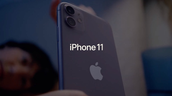 Apple Japan、新しいApple Watch とiPhone 11のビデオを公開