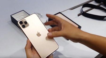 iPhone 11 Pro の開封ビデオがすでに公開される