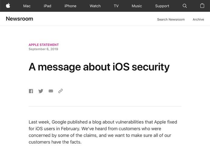 Message iOS security 00001 z