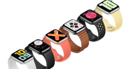 Apple Watch Series 5、Apple Watch Series 4の16GBから32GBのストレージに倍増