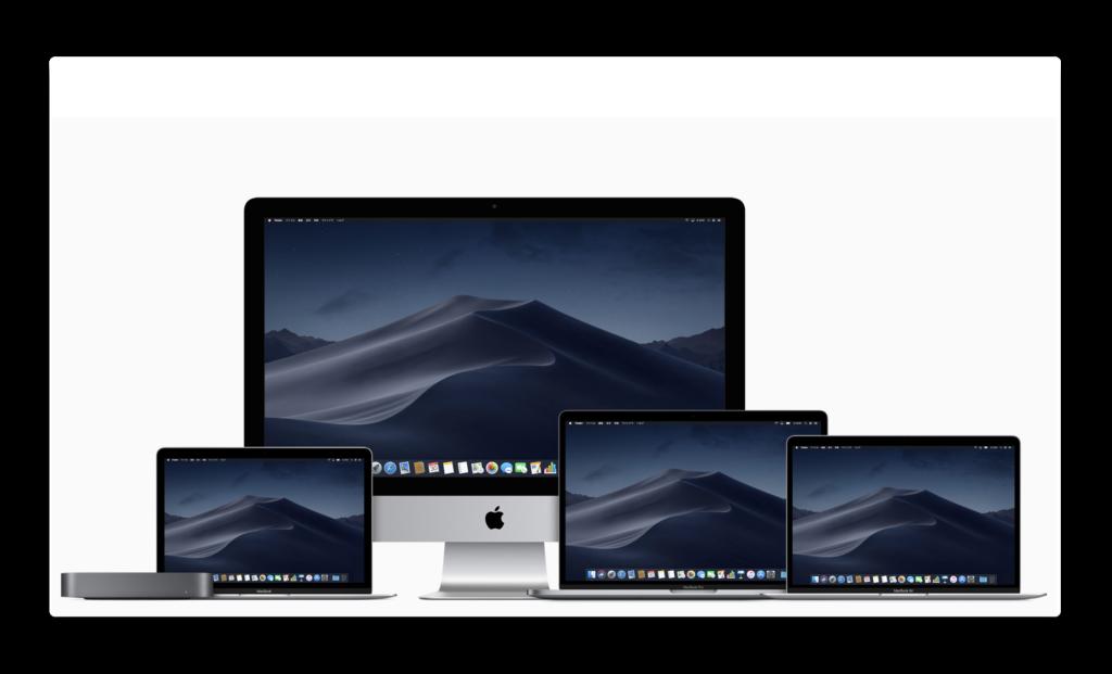 Apple、2019年第3四半期のMacの出荷台数は微増にもかかわらずマーケットシェアは減少