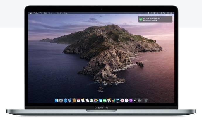 【Mac】デバイスのバッテリレベルを表示するウィジェット「Batteries Widget for Mac」